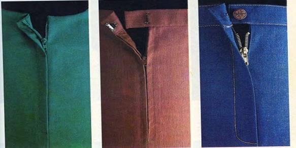 Как сделать пояс для юбки с молнией 181